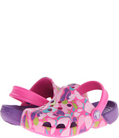 Crocs Kids - Electro Paisley Print (Toddler/Little Kid)
