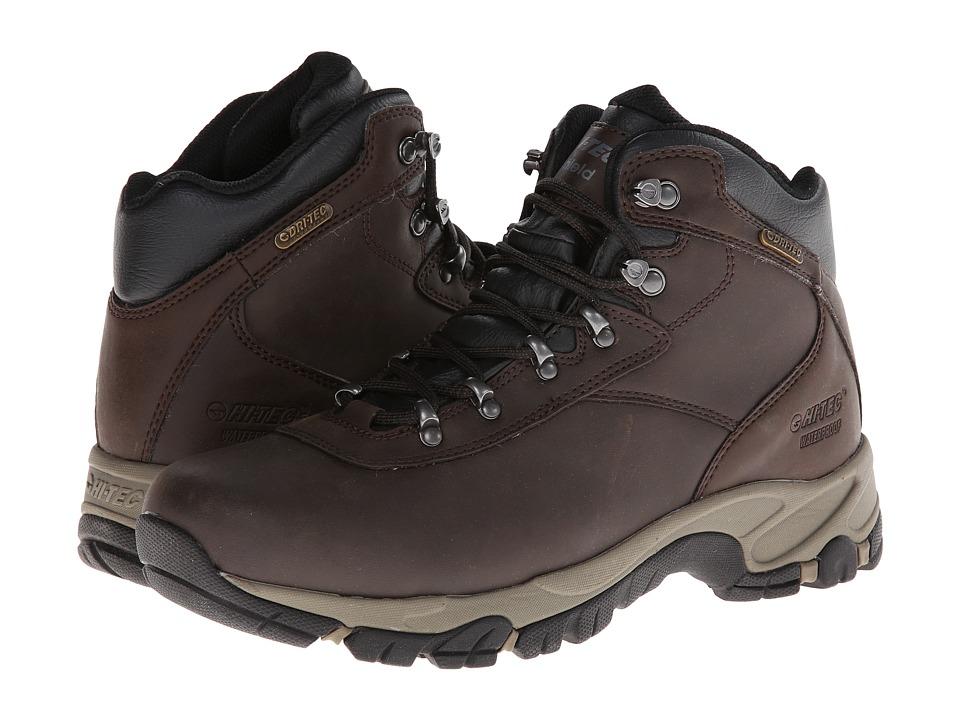 Hi-Tec - Altitude V I WP (Dark Chocolate/Light Taupe/Black) Men