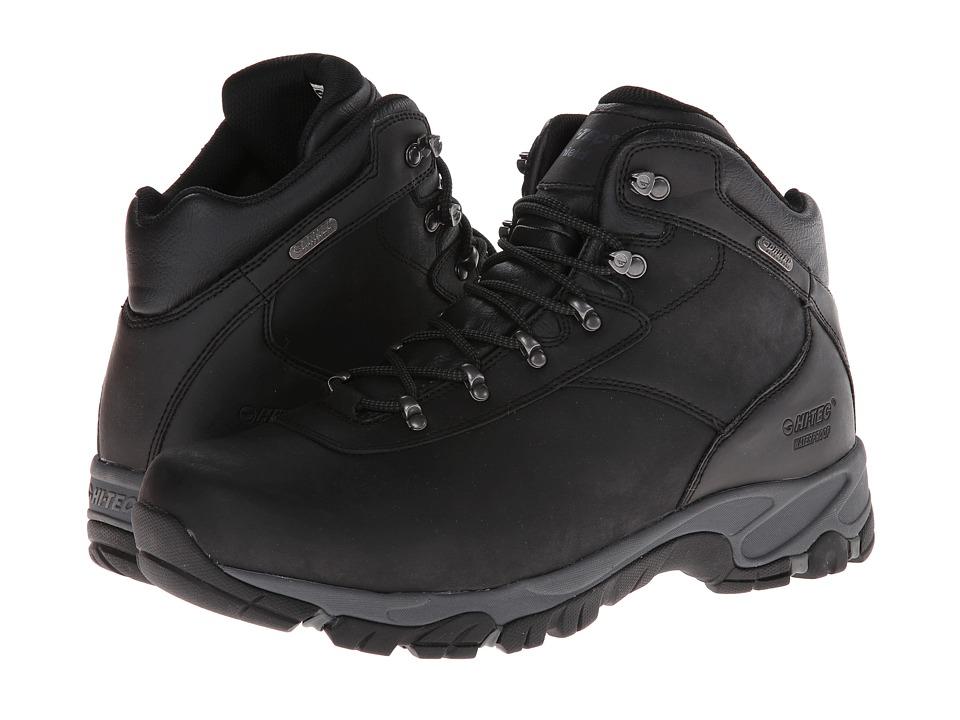 Hi-Tec - Altitude V I WP (Black/Charcoal) Men