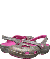 Crocs Kids - Shayna Hi Glitter MJ (Toddler/Little Kid)