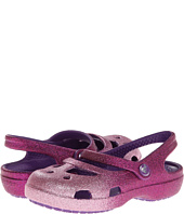 Crocs Kids - Shayna Hi Glitter Ombre (Toddler/Little Kid)