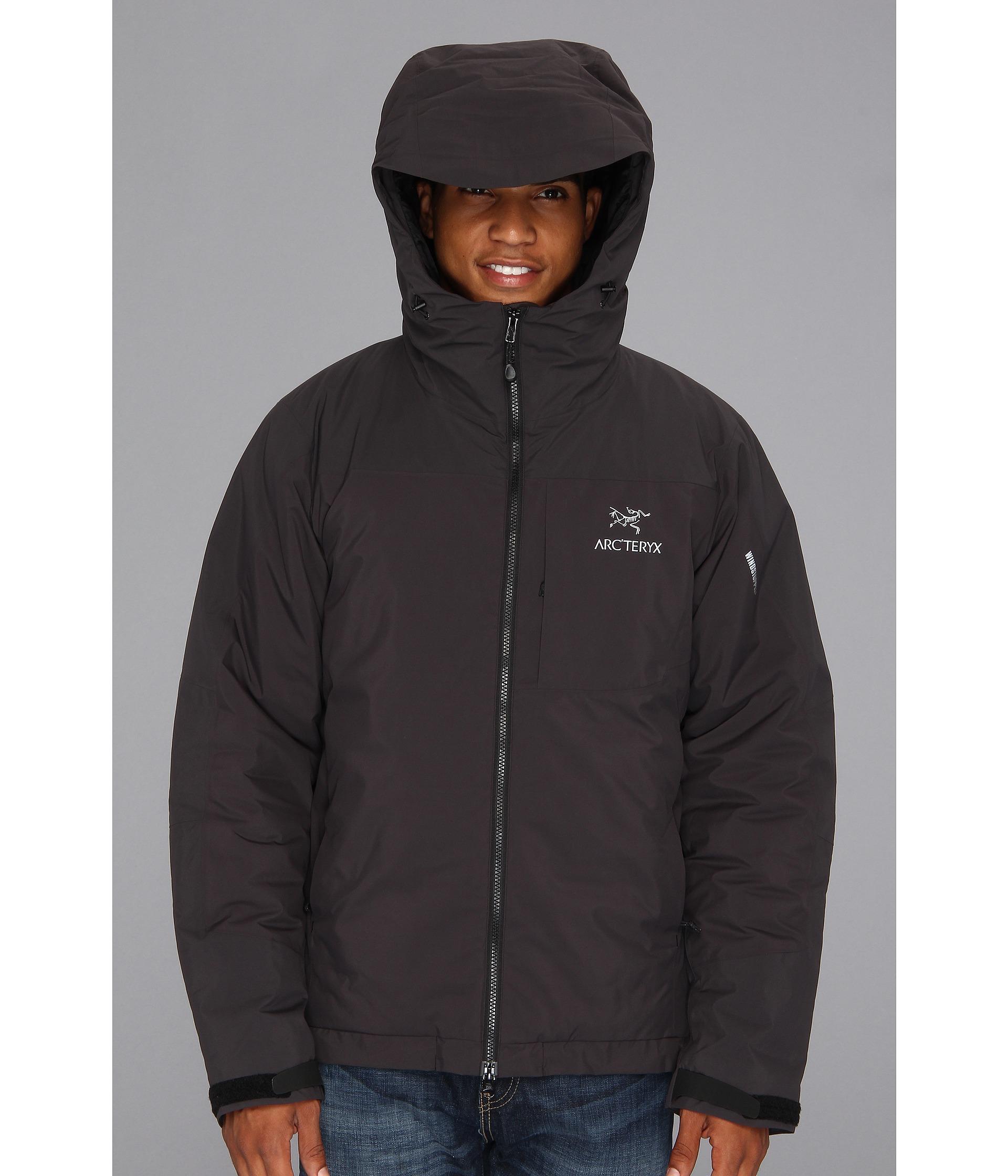 arc teryx kappa hoodie