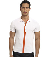 Bikkembergs - Polo with Contrast Placket