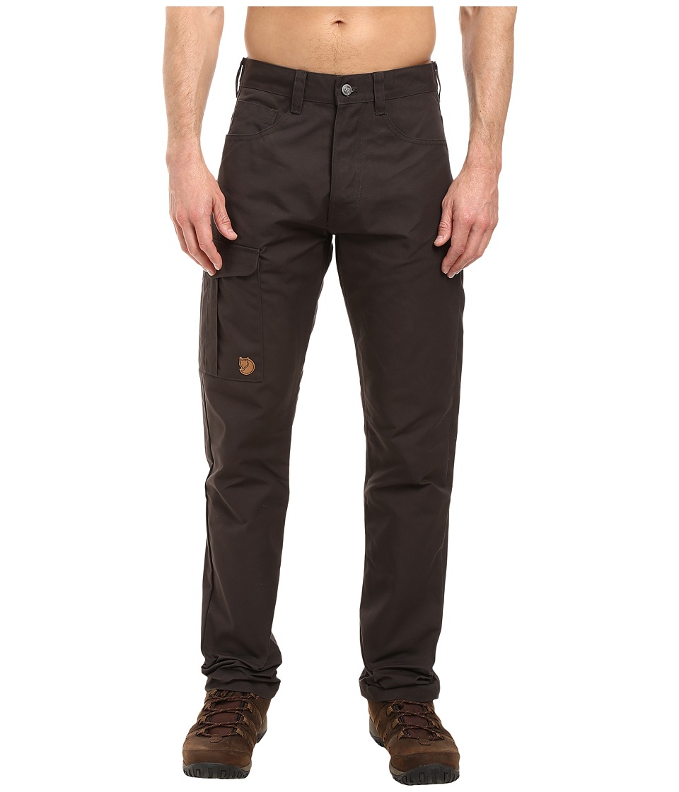 Fjallraven - Greenland Jeans (Dark Grey) Men's Jeans