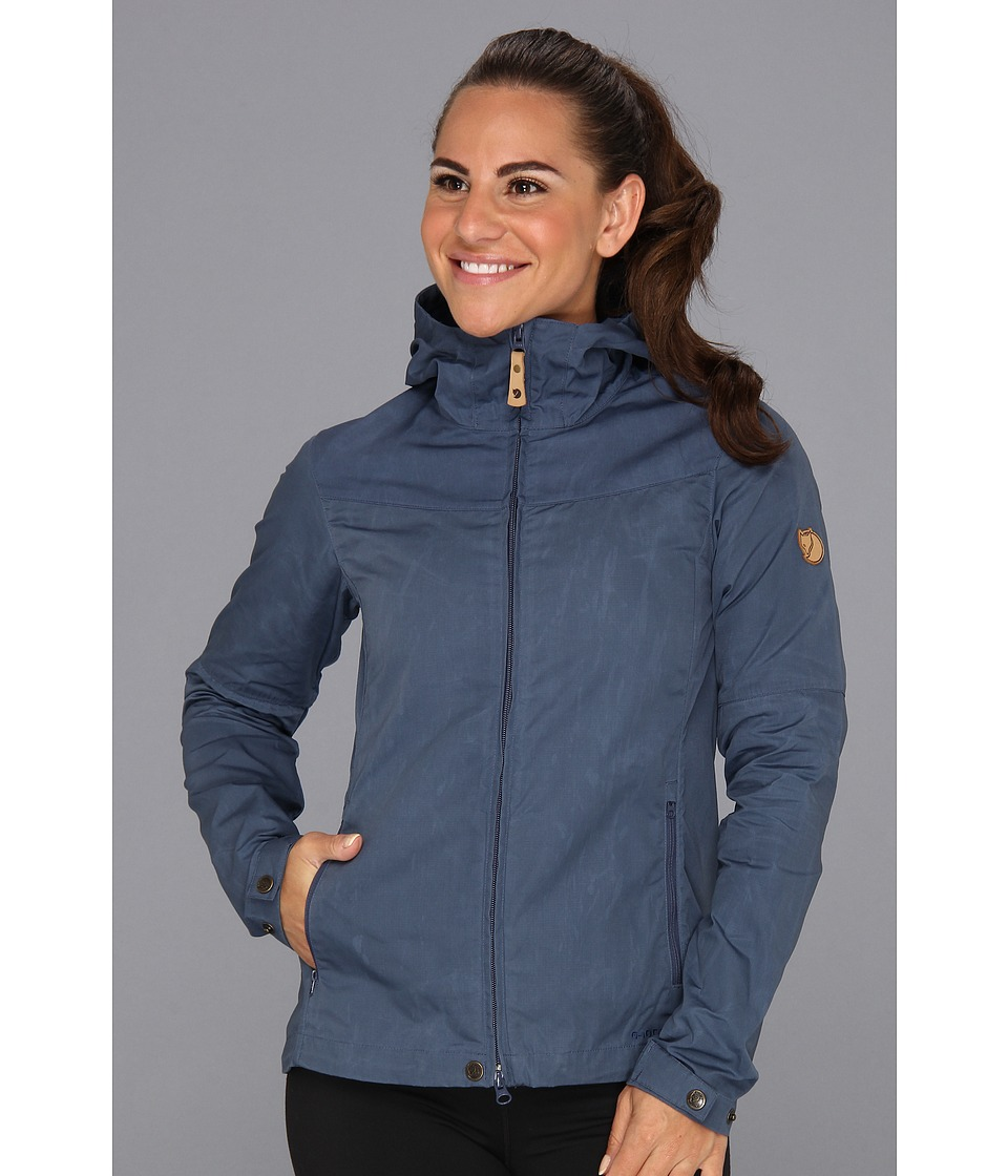 Fjallraven Stina Jacket (Uncle Blue) Women