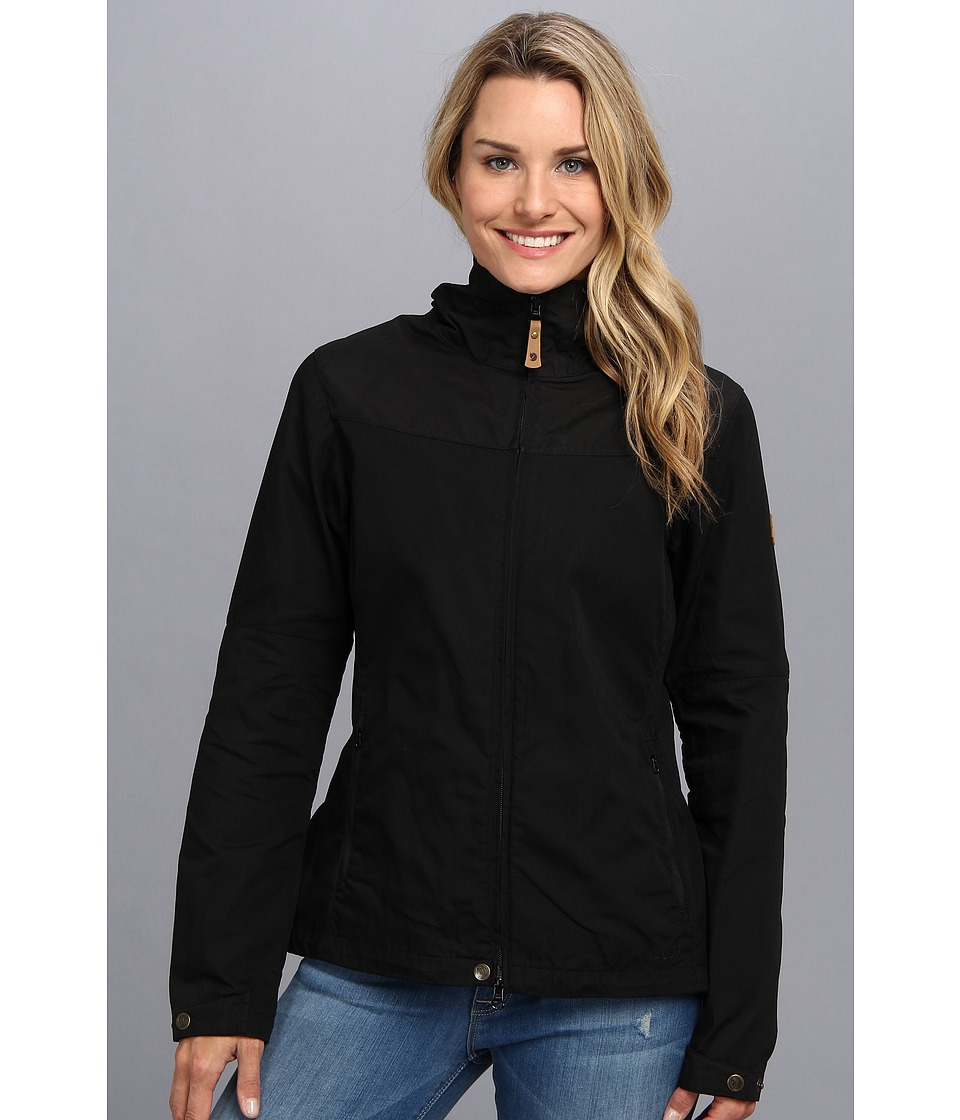 Fjallraven Stina Jacket (Black) Women
