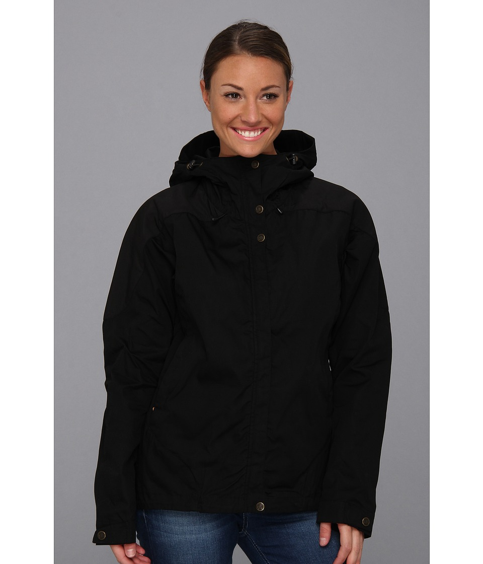 Fjallraven - Skogso Jacket (Black) Womens Jacket