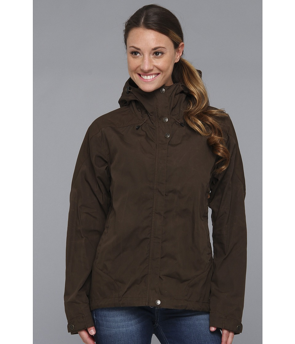 Fjallraven Skogso Jacket (Dark Olive) Women