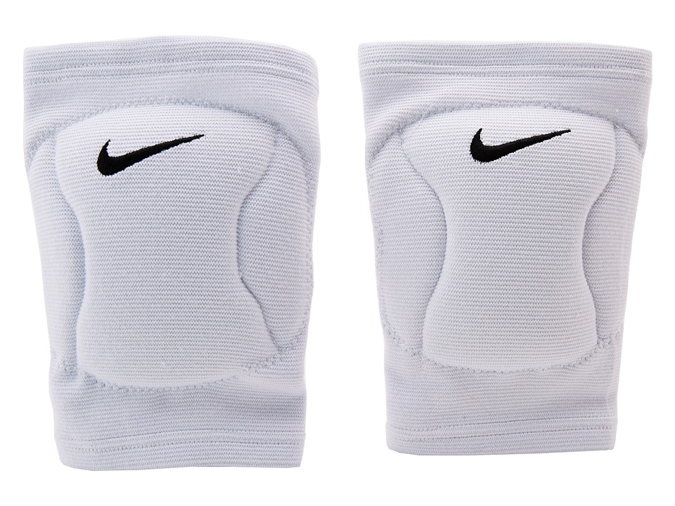 Nike Streak Volleyball Knee Pad (White) Athletic Sports E...