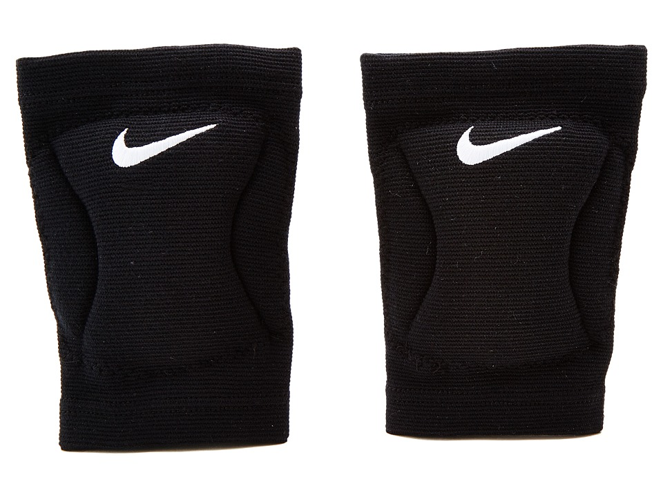 Nike Streak Volleyball Knee Pad (Black) Athletic Sports E...