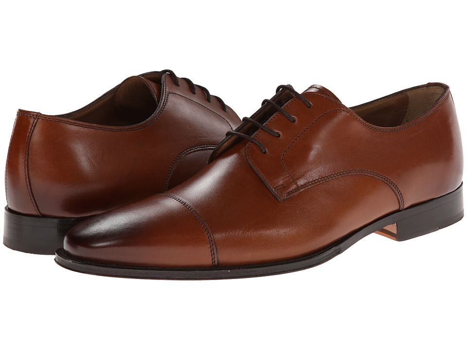Florsheim - Classico Cap Ox (Cognac) Mens Shoes