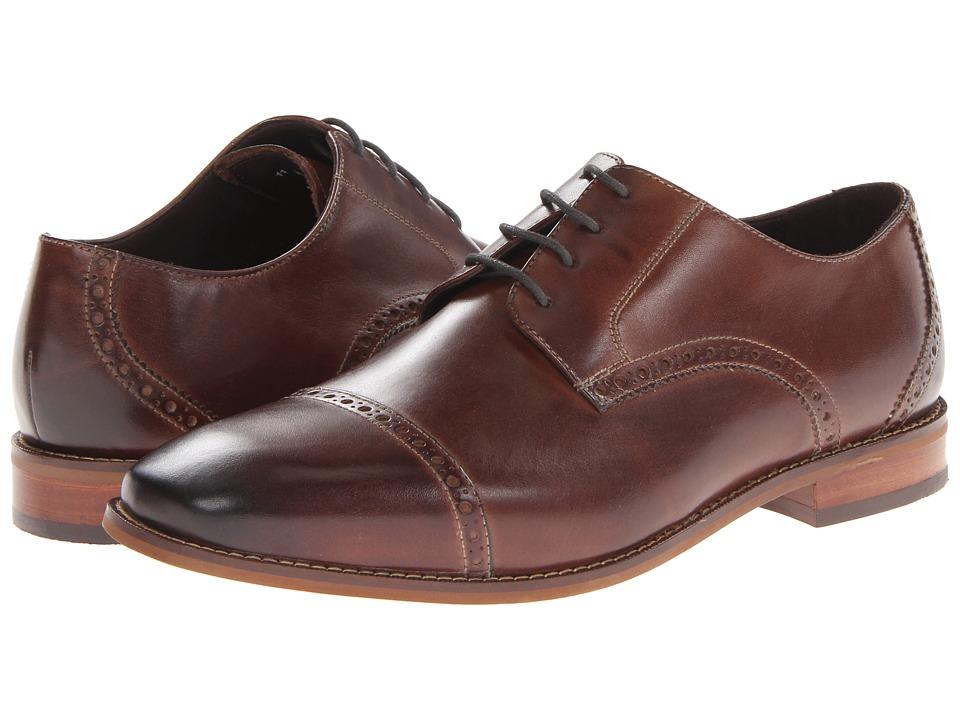 Florsheim Castellano Cap Toe Oxford (Brown) Men