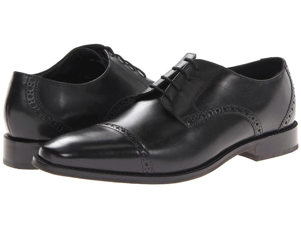 Florsheim Castellano Cap Toe Oxford (Black) Men