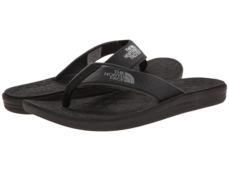 The North Face Base Camp Lite Flip Flop (TNF Black/Dark Shadow Grey) Men