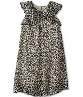 United Colors of Benetton Kids - Leopard Spot Dress (Little Kids/Big Kids)