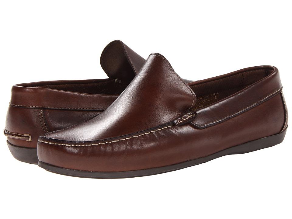 Florsheim - Jasper Venetian Slip-On (Brown Smooth) Men