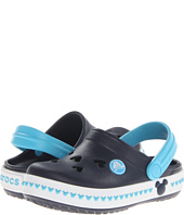 Crocs Kids - Crocs Kids - Crocband Mickey Clog 3 (Toddler/Little Kid)