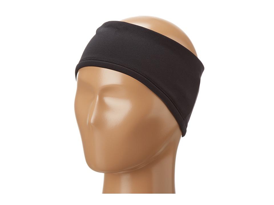 Arcteryx Phase AR Headband Black Knit Hats