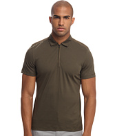 Michael Kors - Nylon Trim Polo