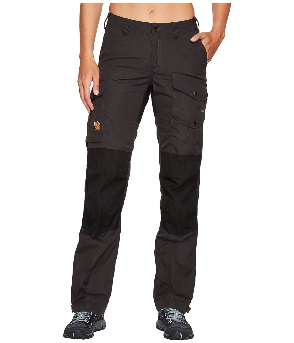 Fjallraven - Vidda Pro (Dark Grey) Womens Casual Pants