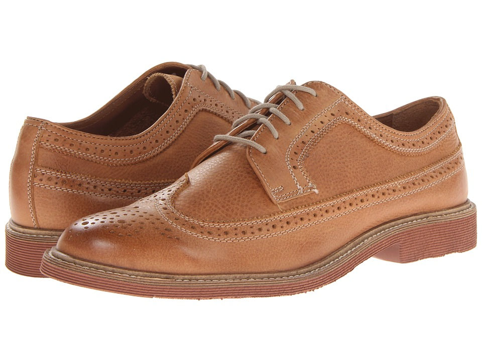 Florsheim Ninety-Two Ox (Cognac Milled) Men's Shoes