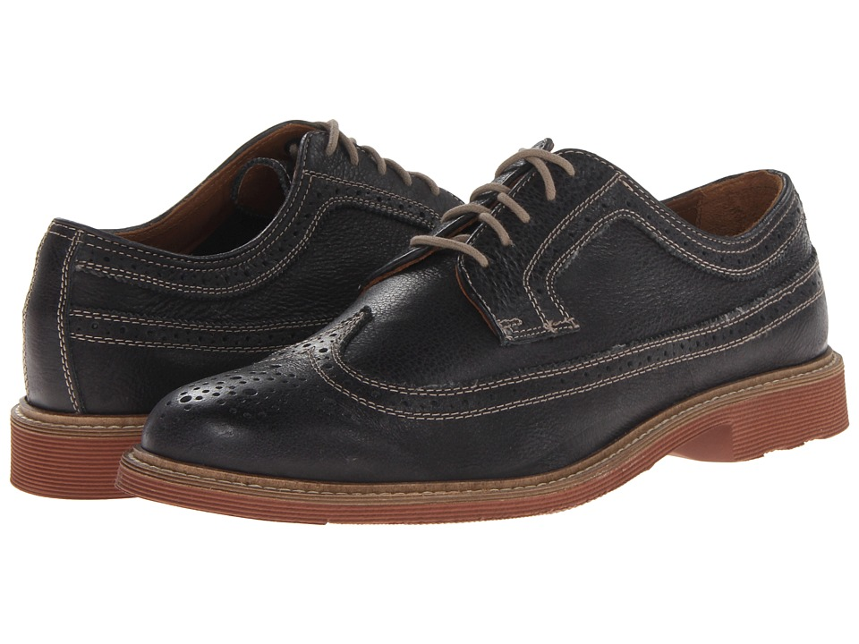 Florsheim Ninety-Two Ox (Black Milled) Men