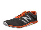 New Balance MX20v3 Grey, Orange Shoes