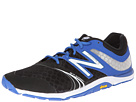 New Balance MX20v3 Black, Blue Shoes