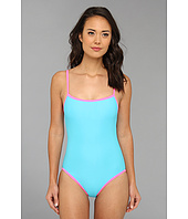 TYR - Huntington Beach Solid Bandeau One-Piece w/ Cups