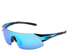 Tifosi Optics Podium XC Mirrored Golf Interchangeable (Crystal Blue/Clarion Blue/GT/EC Lens)