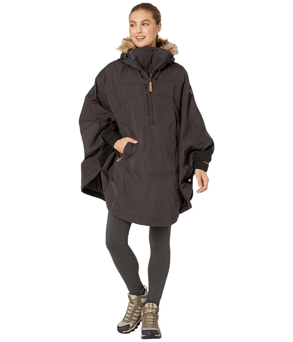 Fjäll Räven Luhkka (Dark Grey) Women's Coat