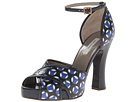 Marc Jacobs - MJ22045 00073 (Navy/Blue/Ivory) - Footwear