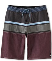 Quiksilver Kids - Panel Stripe Boardshort (Big Kids)
