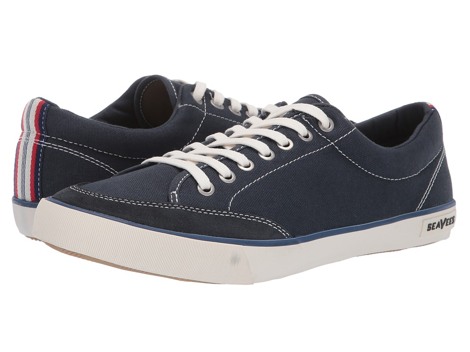 SeaVees - 05/65 Westwood Tennis Shoe (Navy) Mens Lace up casual Shoes