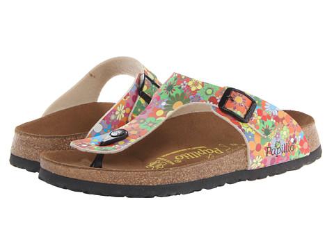 birkenstock hippie flowers hippie sandals. Black Bedroom Furniture Sets. Home Design Ideas