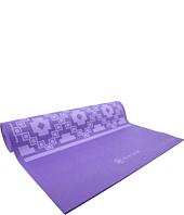 Gaiam - Premium 5mm Taos Alignment Printed Yoga Mat