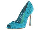 Sergio Rossi - Godiva Blunt (Var.Aquamarine) - Footwear