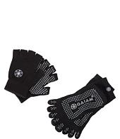 Gaiam - Grippy Yoga Glove & Sock Set