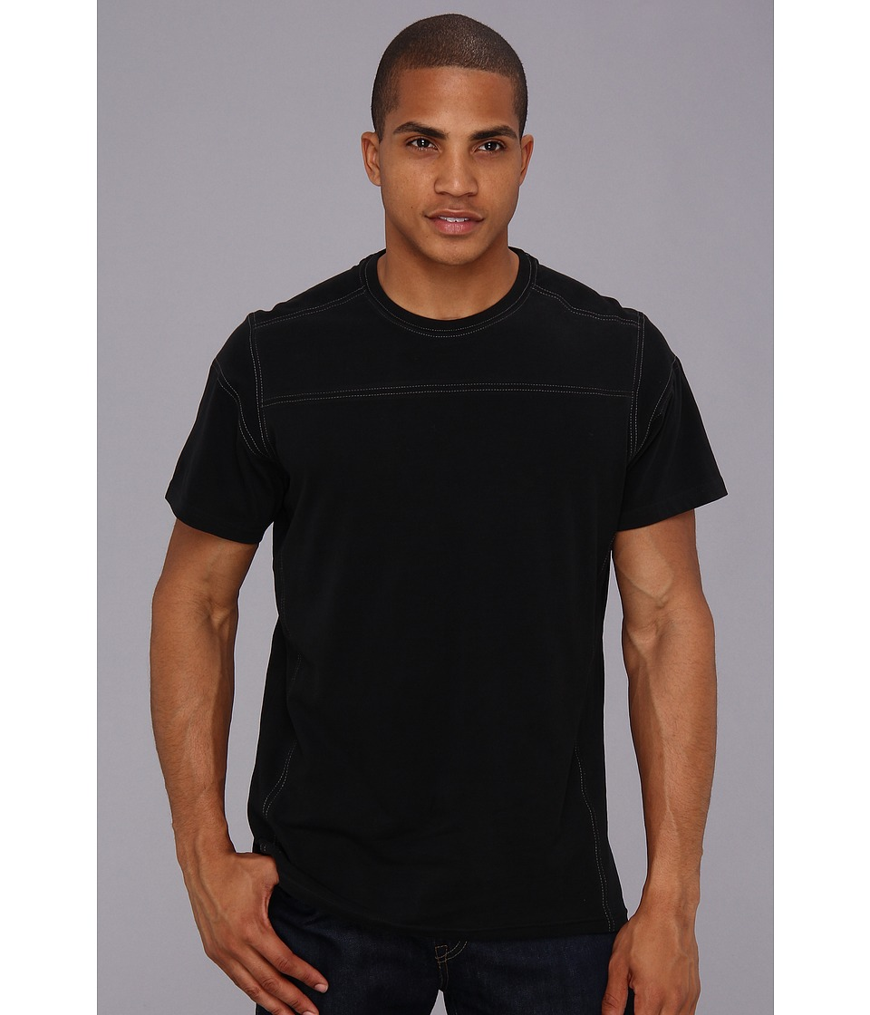 Kuhl Blast S/S Shirt Raven Mens Clothing