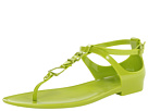 Ralph Lauren Collection Karly Sandal (Mojito Lime)
