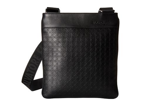 Salvatore Ferragamo Gamma Soft Shoulder Bag