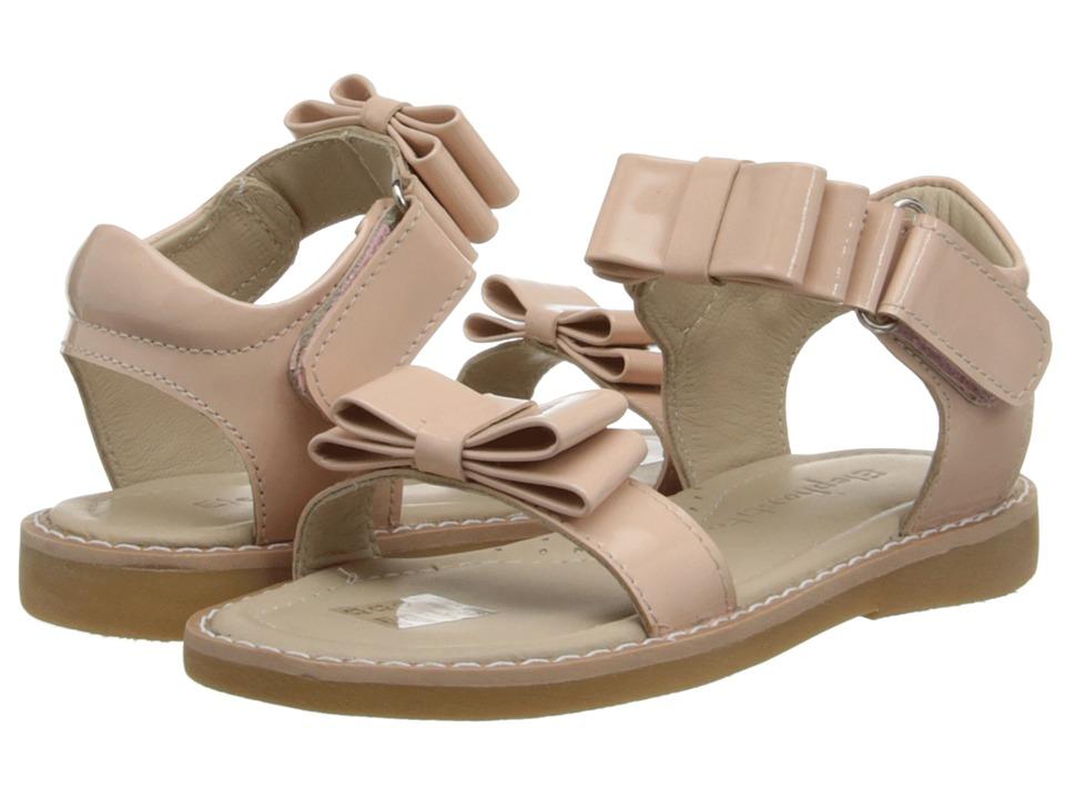 Elephantito Nicole Sandal (Toddler/Little Kid) (Pink) Girls Shoes