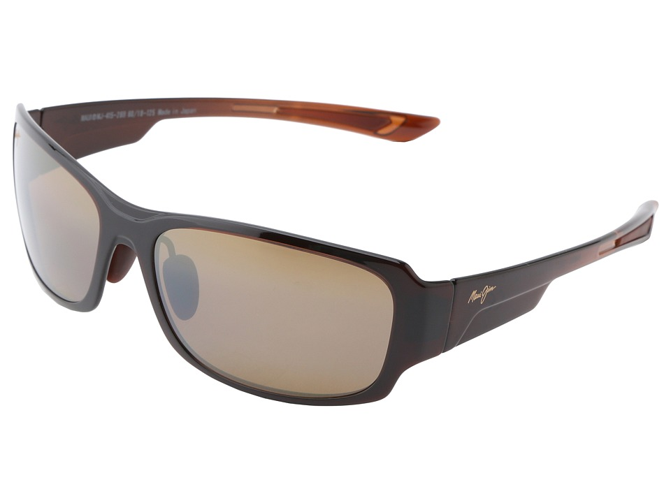Maui Jim Bamboo Forest Rootbeer Fade/HCL Bronze Sport Sunglasses