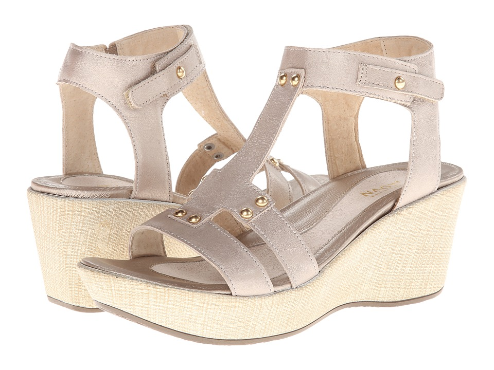 Naot Footwear Valencia (Stardust Leather) Sandals