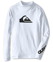 Quiksilver Kids - All Time L/S Surf Shirt (Little Kids/Big Kids)
