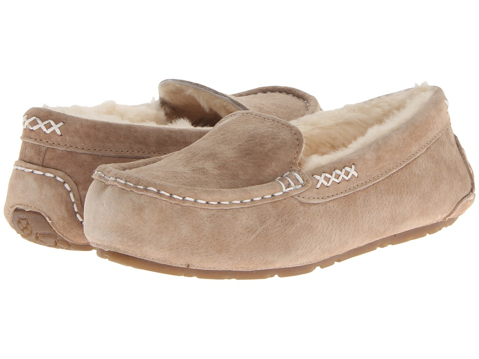 Old Friend Bella (Taupe) Slippers