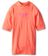 Roxy Kids - Whole Hearted S/S Surf Shirt (Little Kids/Big Kids)