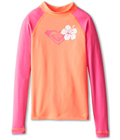 Roxy Kids - Island Fever L/S Surf Shirt (Little Kids/Big Kids)