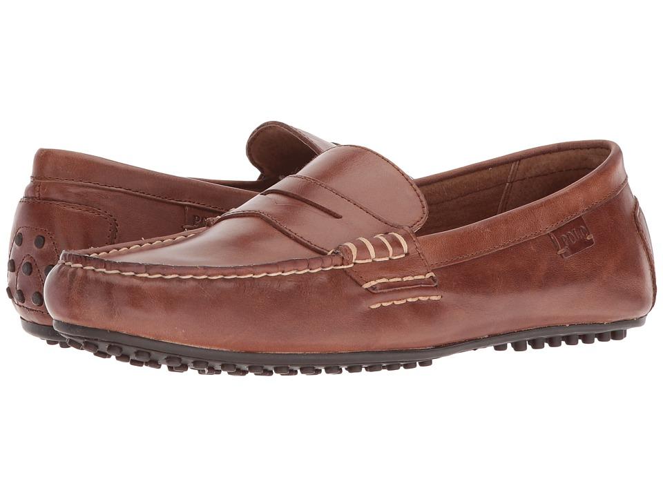 Polo Ralph Lauren - Wes (Polo Tan) Mens Slip on  Shoes