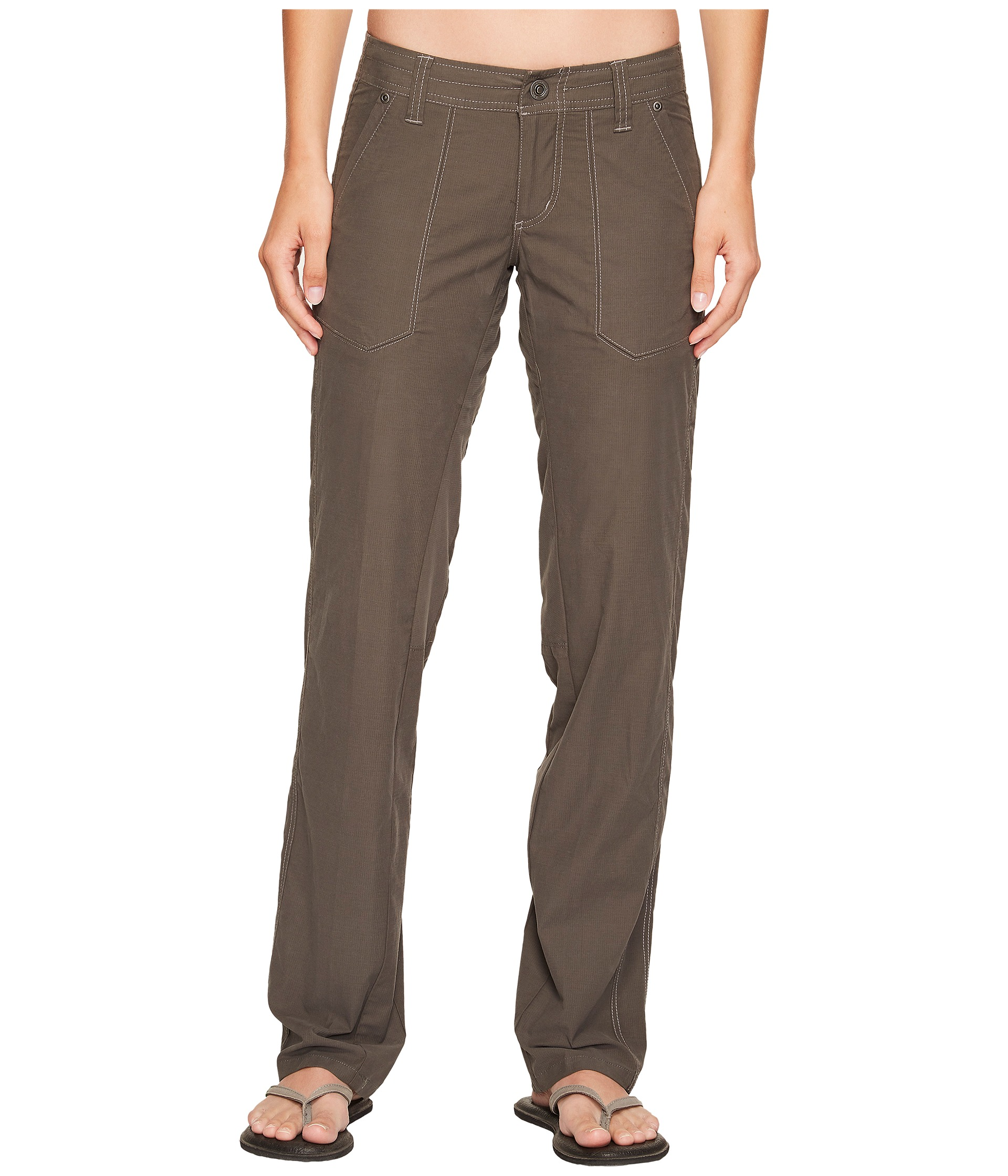 Cool Performance Hiking Pants Are Becoming Womens New Office Casual While The Gap Is Still Pushing Chinos And Khakis, Outdoor Apparel Brands Like Kuhl, Mountain Khakis, Prana And REI Have Found That Hiking Pants Are Becoming The New